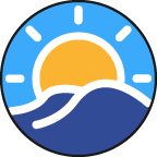 Sunny Clean Water Logo